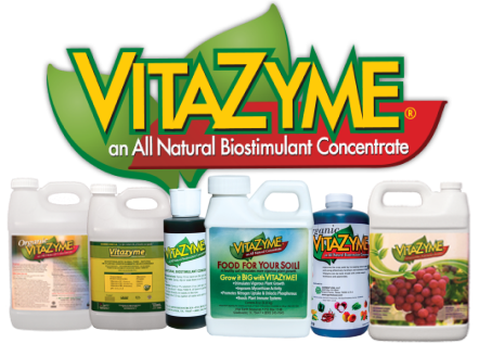 Grinai received the status of an official dealer of Vitazyme biostimulants